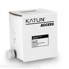 Краска Katun для Ricoh Priport JP-735/750/755, Type JP7, Bk, 500 мл., флакон 99013105