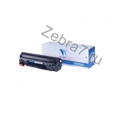 Картридж NVP совместимый HP CB436A