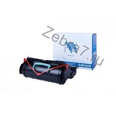 Картридж NVP совместимый Lexmark 64016HE