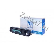 Картридж NVP совместимый Lexmark E260A21E
