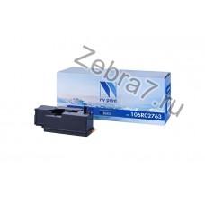 Картридж NVP совместимый Xerox 106R02763 Black