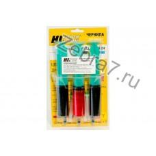 Заправка в шприцах Hi-Black для Canon CLI-521/CL-51/CL-511, C/M/Y, 3x20 мл. 15070405