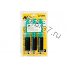Заправка в шприцах Hi-Black для Canon CLI-521/PG-50/PG-510, Bk, 3x20 мл. 15070406
