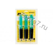 Заправка в шприцах Hi-Black для HP 28/57/78/134/135/136/11/88/141, C/M/Y, 3x20 мл., П/У 1507040811p