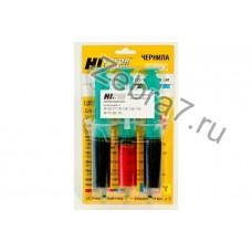Заправка в шприцах Hi-Black для HP 28/ 57/ 78/ 134/ 135/ 136/ 11/ 88/ 141, C/M/Y, 3x20 мл. 1507040811